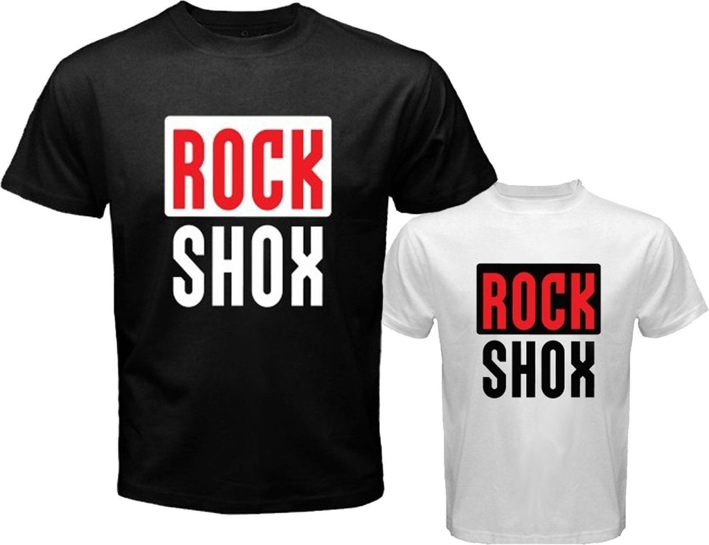 2019 New ROCKSHOX ROCK SHOX SHOCK SUSPENSION MOUNTAIN BIKE RACING BICYCLE MTB T SHIRT
