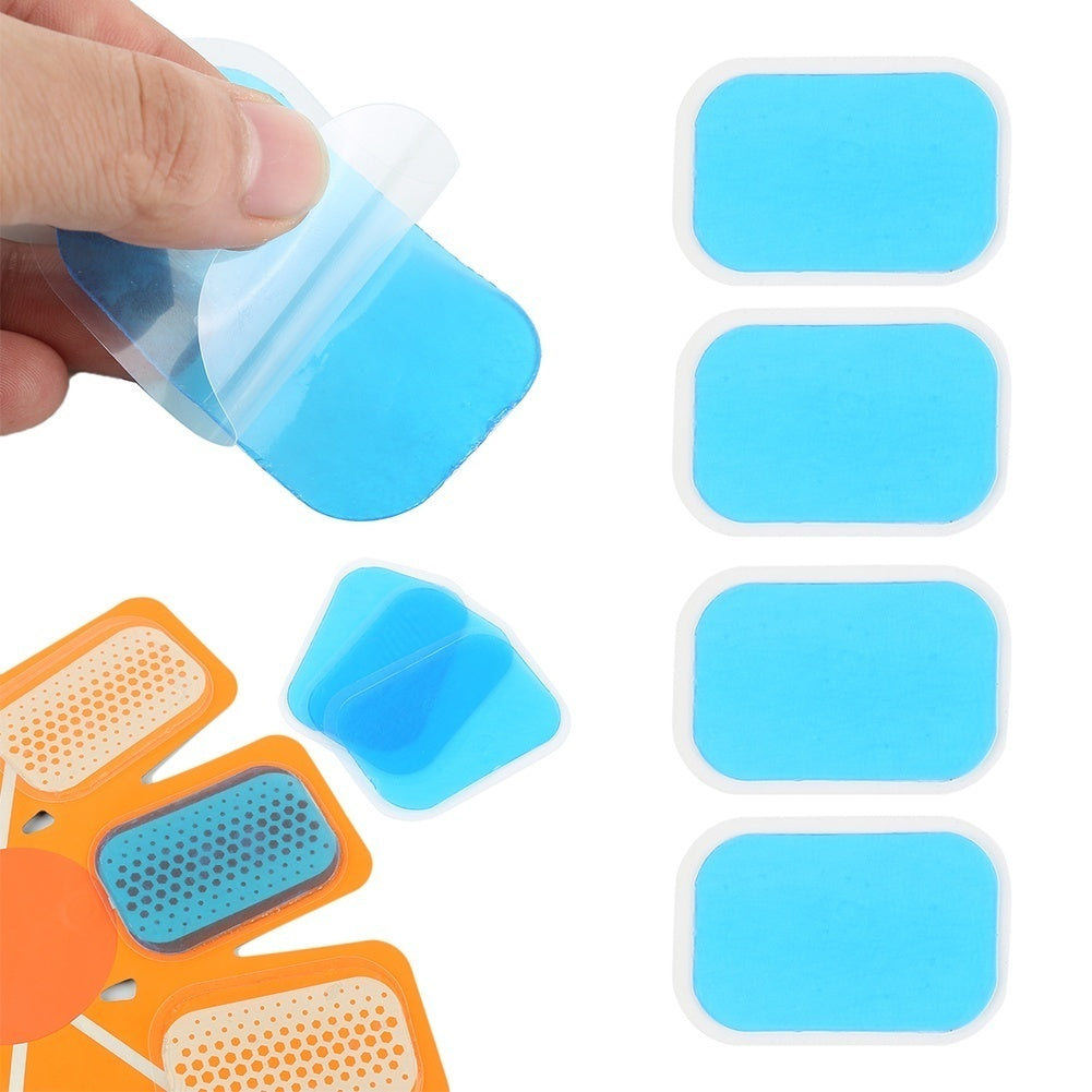 4/6/10/20/50 Pcs Replacement Hydrogel Pad For Wireless Smart Abdominal Training Device Fitness Accessories
