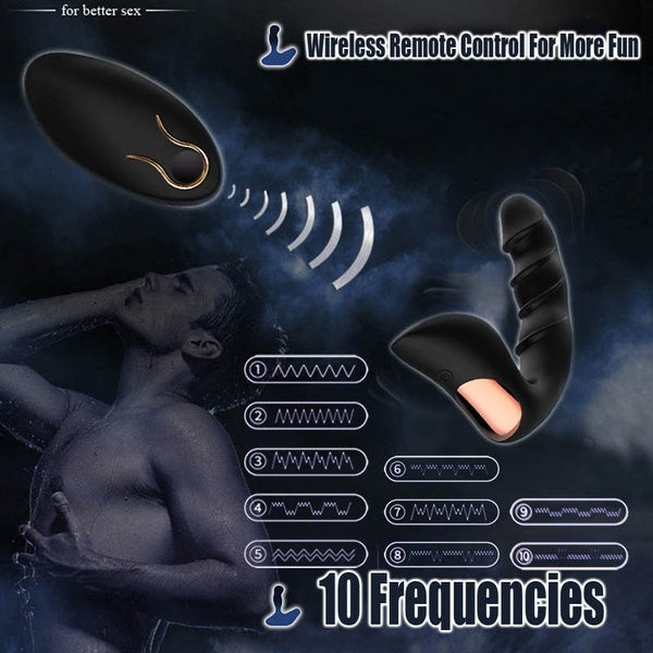 Portable Super Comfortable Massage Tool Male Electric Appliance for Body Health and Relaxation