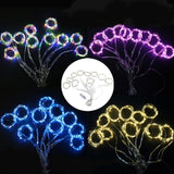 100/200/300 LED Romantic Outdoor Pretty Fairy Remote Control Room Decoration Led Lights String Lights