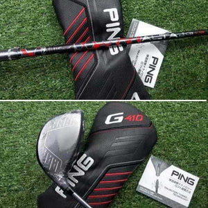 Golf Drivers Clubs G410 PLUS 9/10.5 Degree with Head Cover Golf Shaft S-SR-R Flex