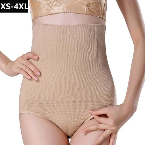 Womens Fashion High Waist Trainer Lace Mesh Butt Lift Panties Shape Brief Underwear Tummy Control Corset