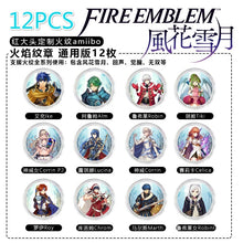 Load image into Gallery viewer, Fire Emblem: ThreeHouses Amiibo Card, Amibo Unparalleled, Awakened, Switch Linkage Card 2019 New Data