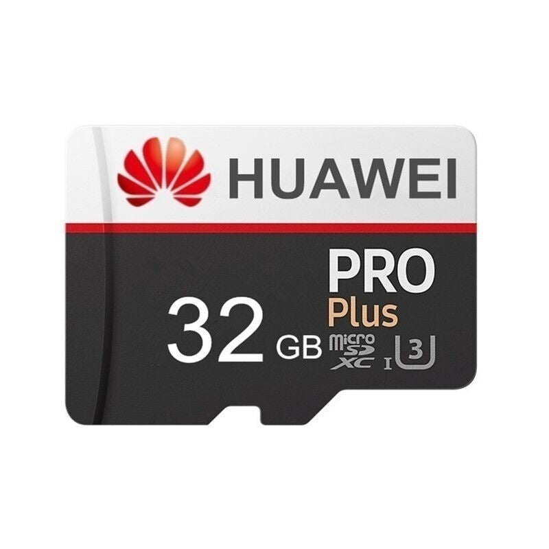 New Real capacity New huawei GS-2IN633x64GB-R Pro 4GB 8GB 16GB 32GB Micro SD Card U3 4K Up Memory + SD Card Reader + Adapter Reader