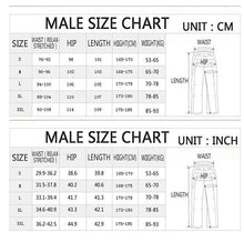 Load image into Gallery viewer, Mens Outdoor Athletic Hiking Pants Waterproof Trousers Camping Climbing Fishing Skiing Trekking Softshell Fleece Warm Long Pants XS-5XL