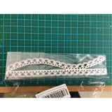 Lace Edge Border Metal Cutting Dies Cut Die Mold Decoration Scrapbook Paper Craft Knife Mould Blade