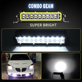 60W/180W/300W LED LIGHT BAR NIGHTLIGHT BRIGHTEST WORK LIGHT SPORT FLOOD LED BAR OFF ROAD BOAT LIGHTING 7'' 20'' 32''