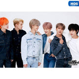 42*29.7Cm K-Pop Idol Nct Dream 3Rd Mini Album We Boom Poster For Fans Collection