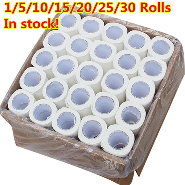 1/5/10/15/20/25/30 Rolls of Toilet Paper Bamboo Pulp Color Roll Paper Household Affordable Toilet Paper Hand Paper Coreless Roll Paper