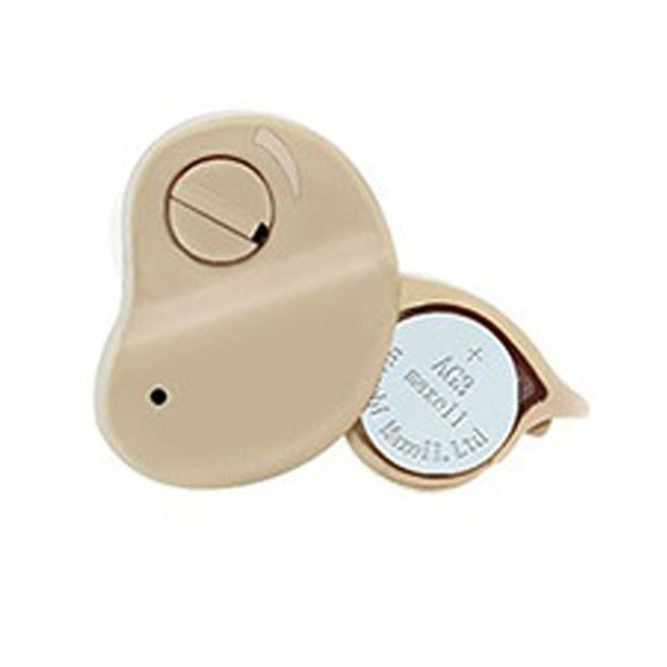 Comfortable Digital Hearing Aids Portable Amplifier Lightweight Hearing Helper Invisible Sound Amplifier