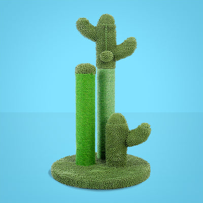 LUCI Cactus Scratching Post
