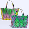 ColorRain Reflective Tote Bag
