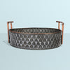 TAVIRA Portuguese Iron Serving Tray