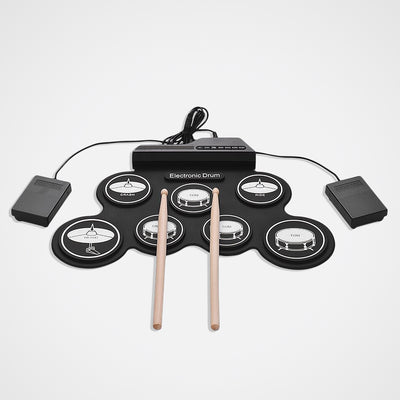 VHOP Electronic Roll-up Drum Kit