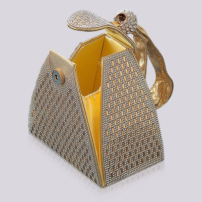 PYRA Diamond Handbag