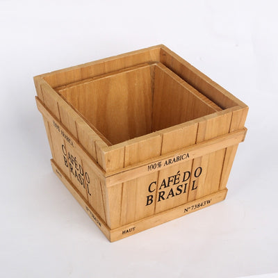 PAI Potted Plant Storage Box