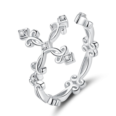 ROSIE Rings of Self-Love Sterling Silver
