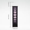 LUNA Moon Phase Tapestry