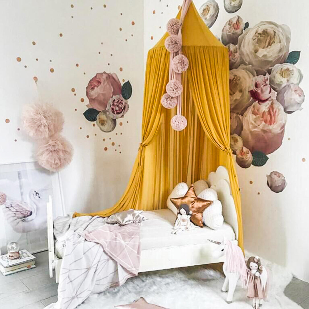 JASMINE Princess Bed Canopy