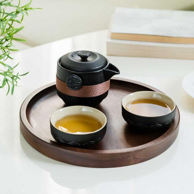 TANGPIN Personal Ceramic Tea Set