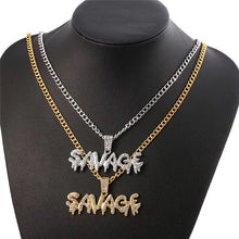 Load image into Gallery viewer, Savage Pendant (+ Free Chain)