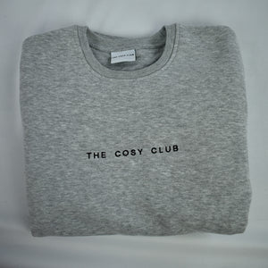 The London - Women's Sweatshirt - Grey/Black