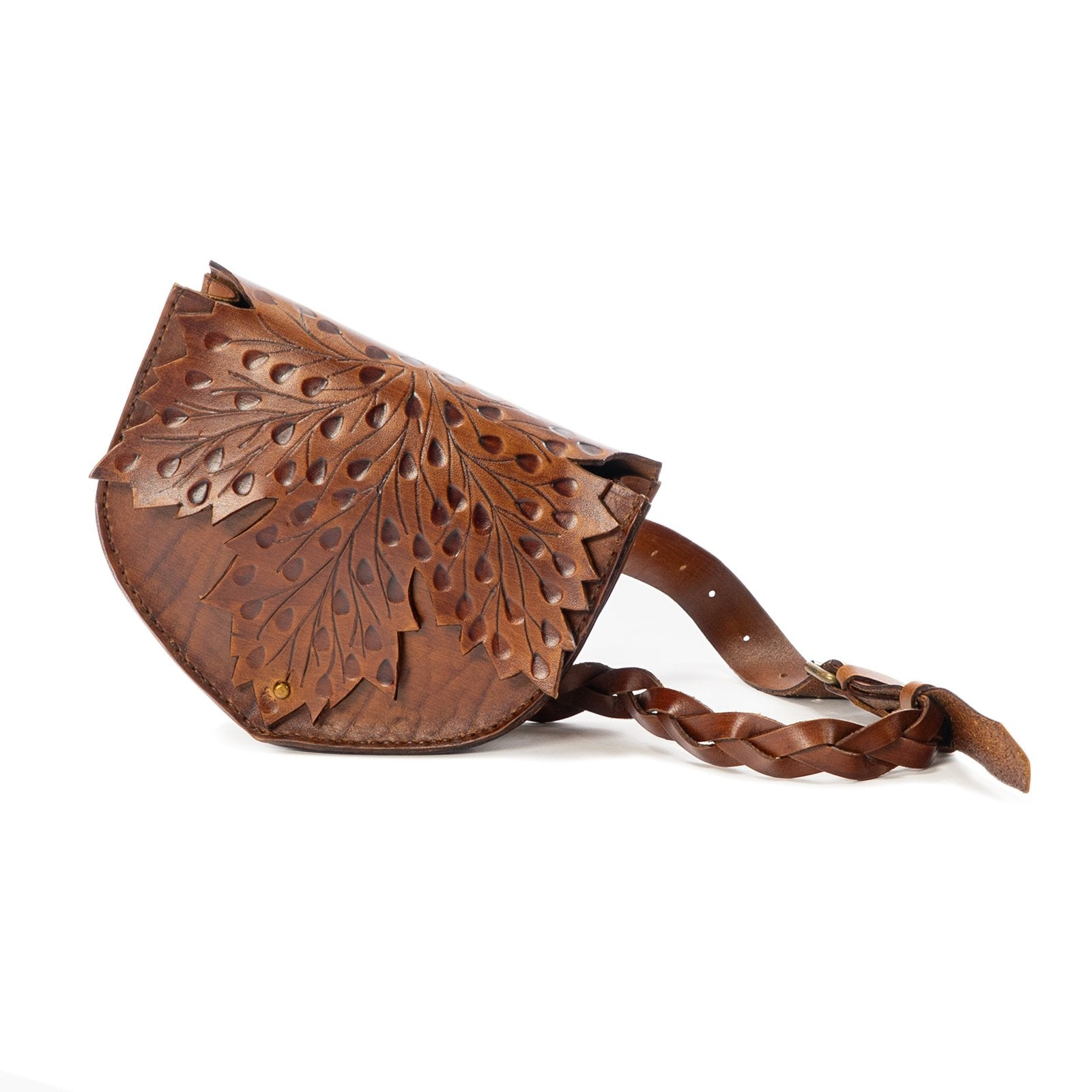 Derifix Royal Women's Handmade Leather Bag