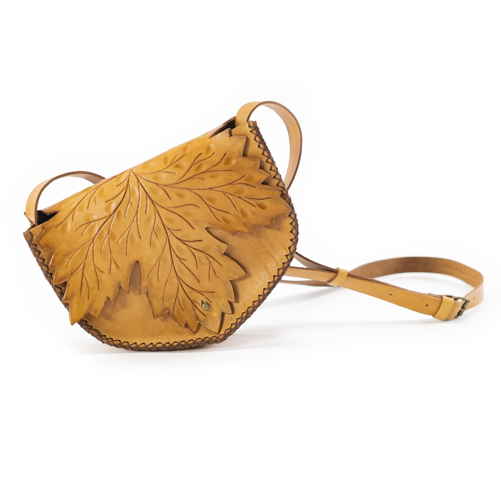 Derifix Flora Handmade Women's Leather Bag