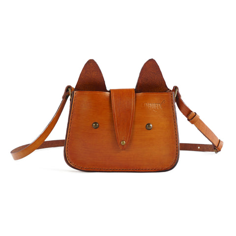 Derifix Foxy Junior Women's Handmade Leather Bag