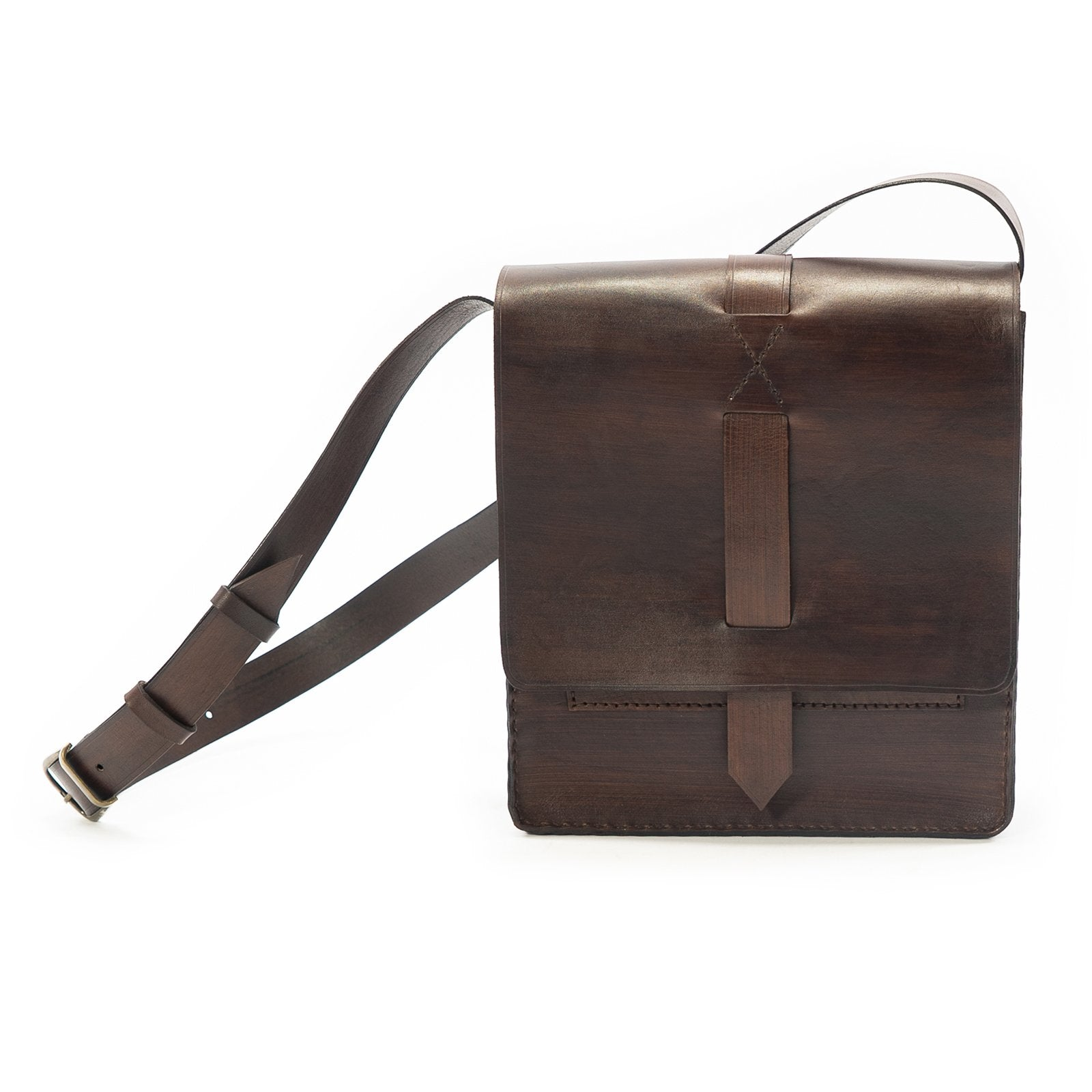Derifix Ovo Unisex Handmade Leather Bag