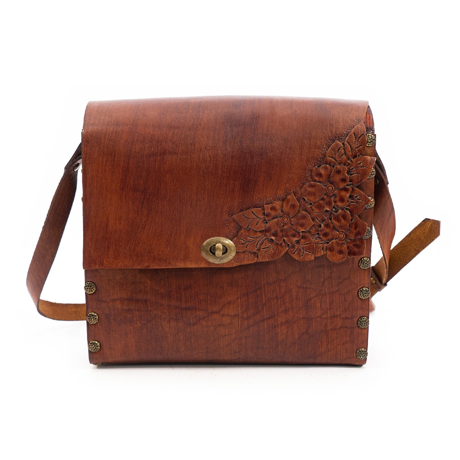 Derifix Genotya Women's Handmade Leather Bag