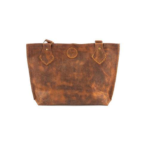 Derifix Wilusa Women's Handmade Leather Bag