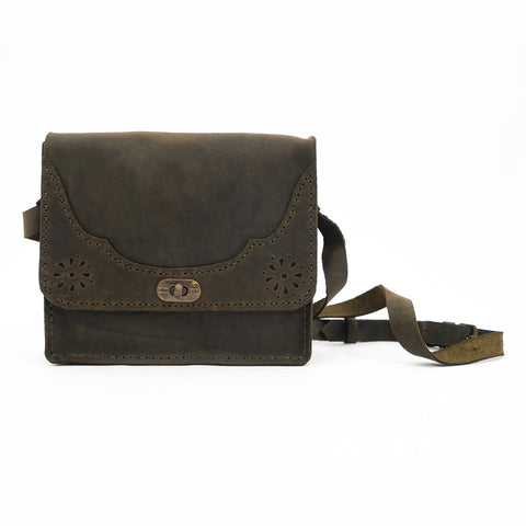 Derifix Drexara Women's Handmade Leather Bag