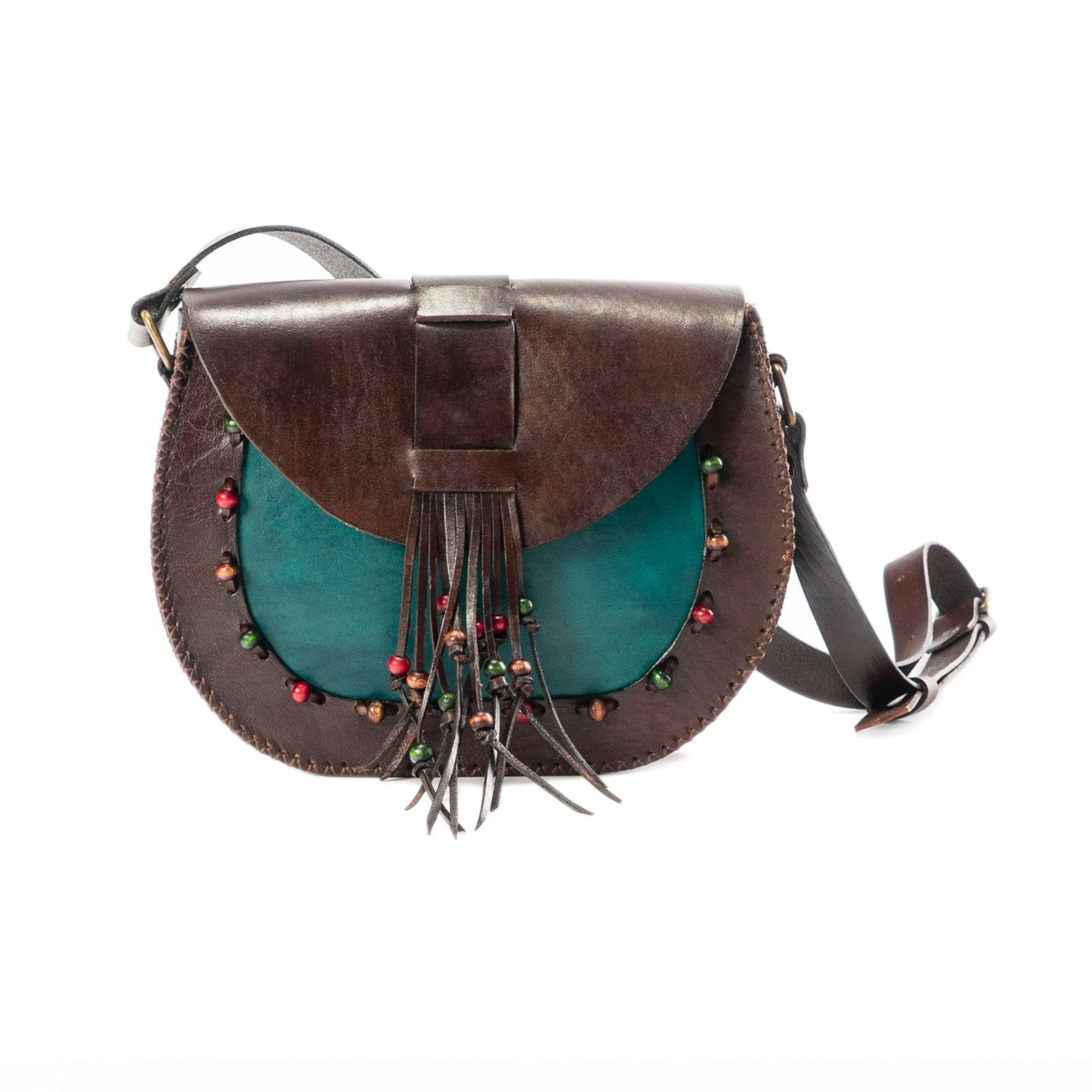 Derifix Bamba Women's Handmade Leather Bag