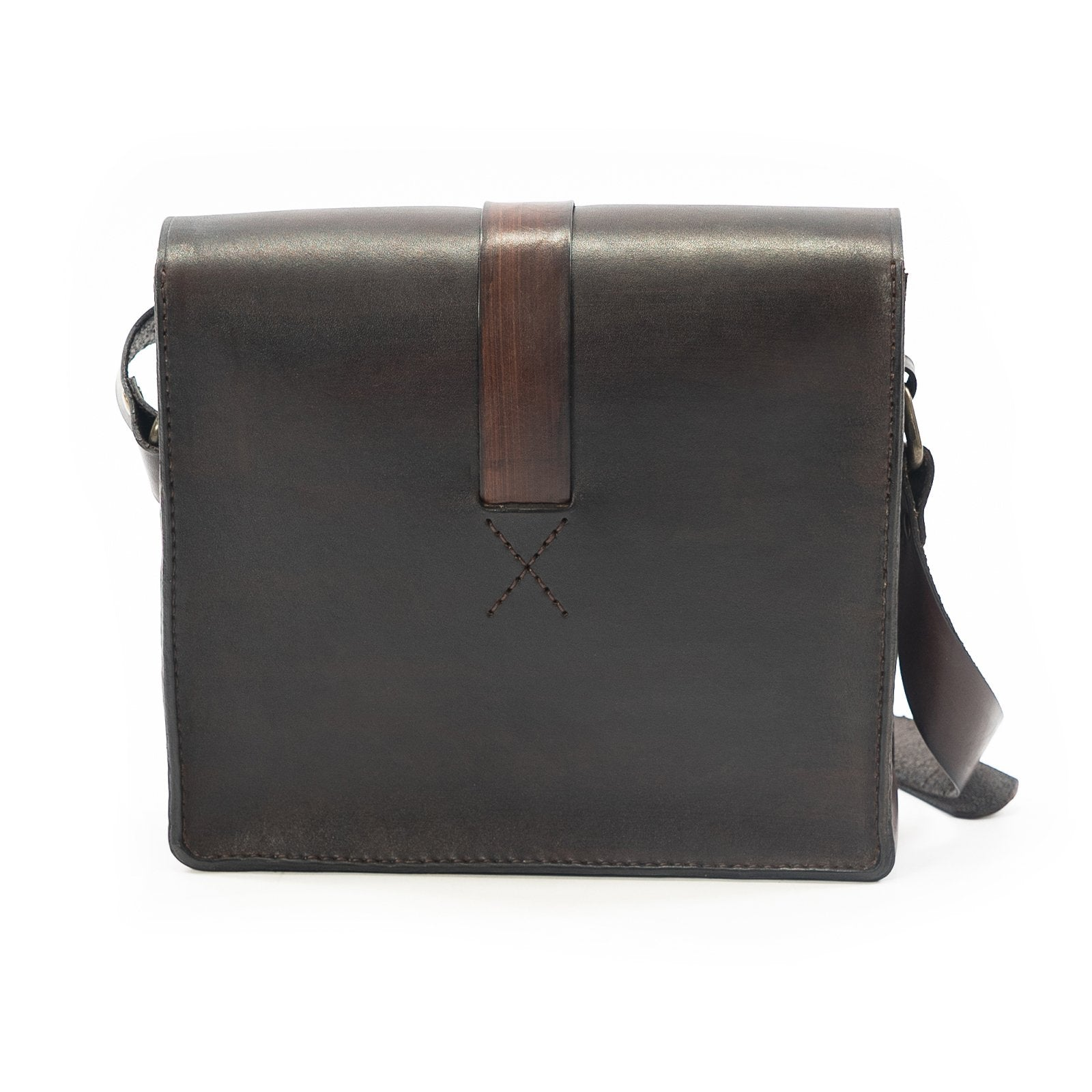 Derifix Castra Handmade Unisex Leather Bag