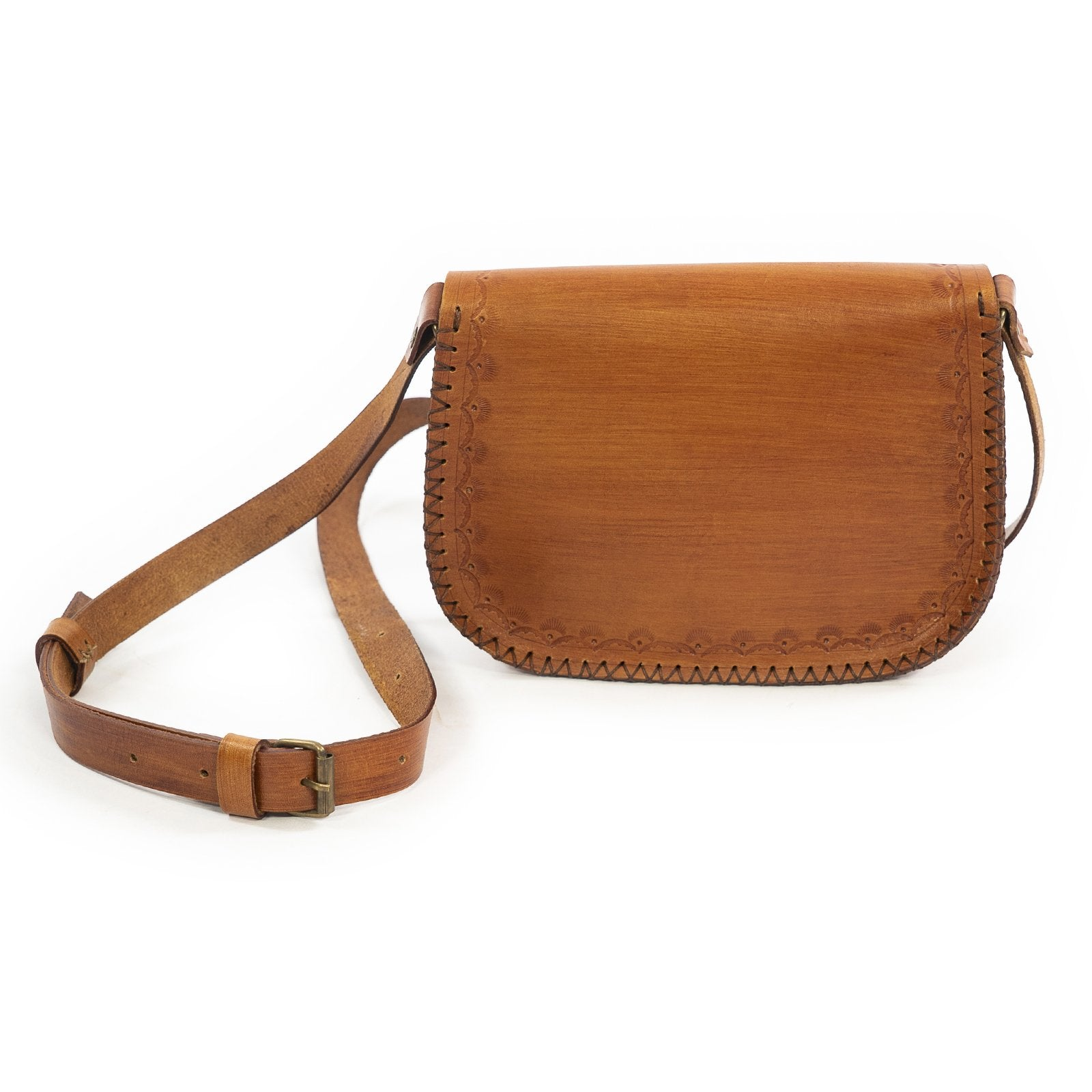 Derifix Voe Women's Handmade Leather Bag