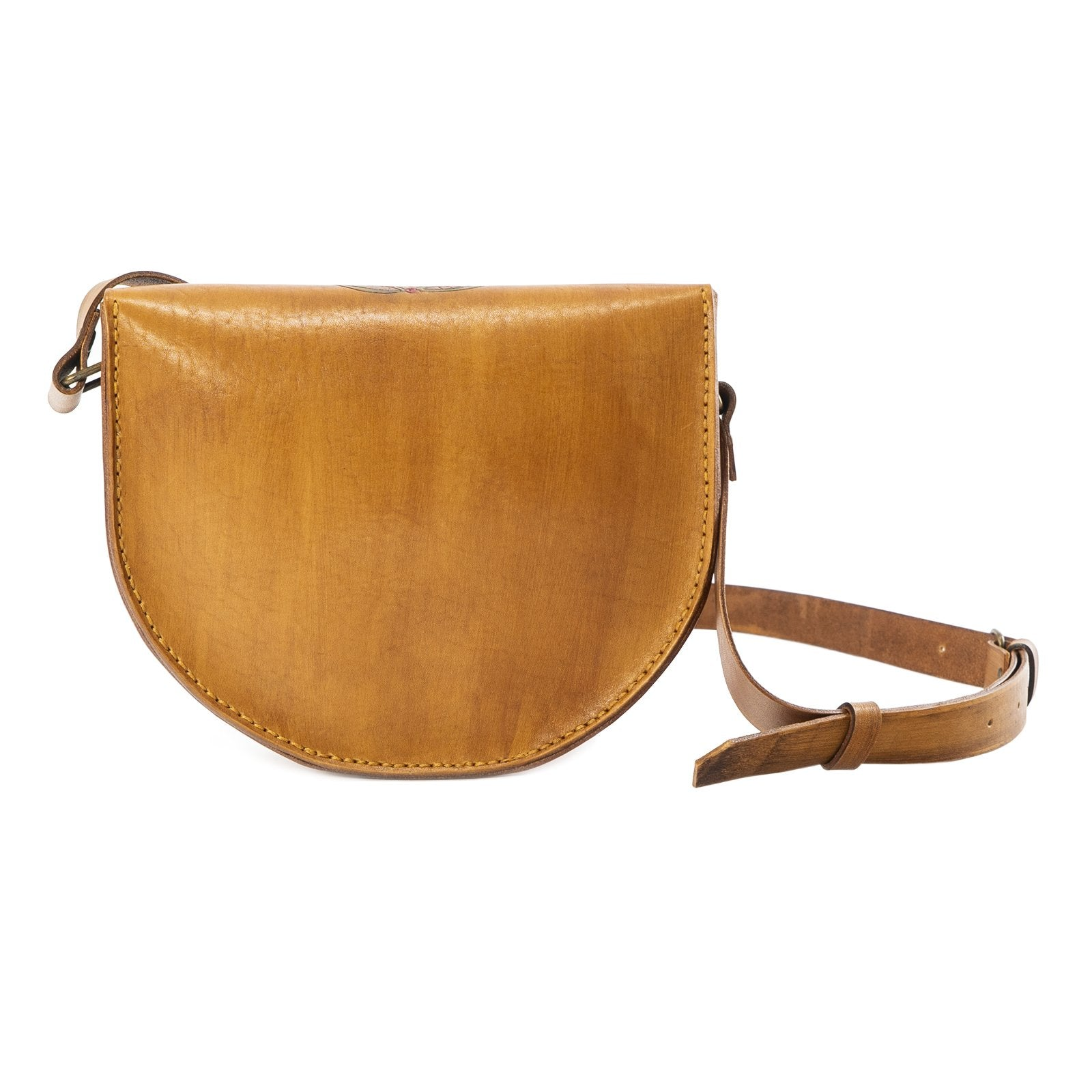 Derifix Hazal Women's Handmade Leather Bag
