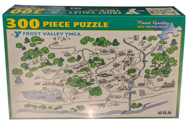 Puzzle (Map of Frost Valley)