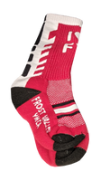 I Love Frost Valley Socks (Red & Black)