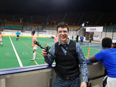 Anthony Prichard - Adult Soccer League Director