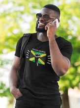 "Load image into Gallery viewer, Diaspora ""Rep Your Flag"" Tee"