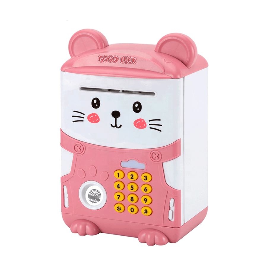 ®Cartoon PIGGY Music Saving Box.