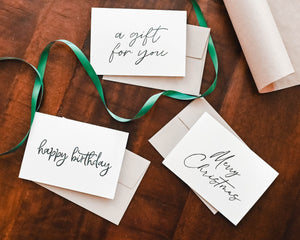 "Gift Wrapping Add-On (ONLY for 8x10"" and 11x14"" sizes)"