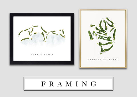 "ADD-ON: Custom Framing | 11x14"" Frame"