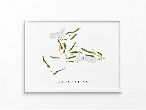 Pinehurst Bundle | Pinehurst #2, #4, #6, and #8