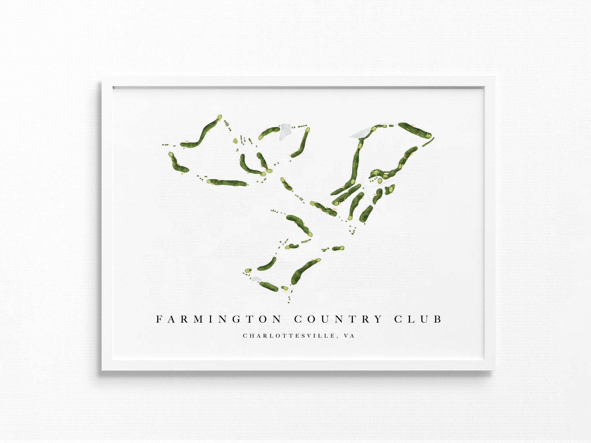 Farmington Country Club | Charlottesville, VA