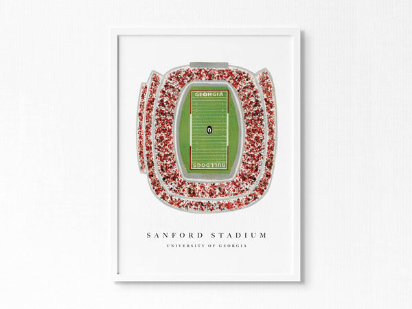 UGA Sanford Stadium | Georgia Bulldogs Football