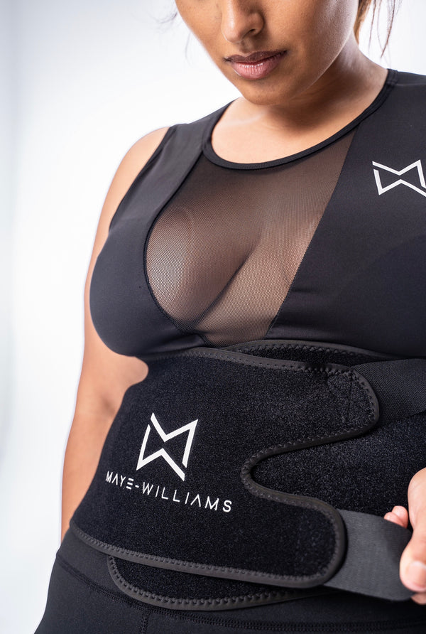 Sweat N' Tone Waist Trainer Pants