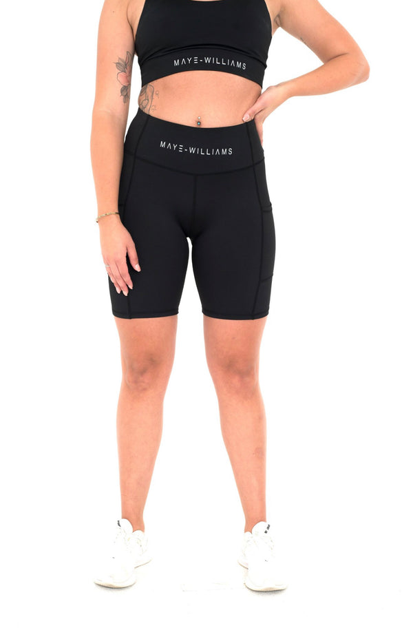 Twilight Biker Shorts
