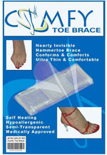 Load image into Gallery viewer, Comfy Toe Brace HD- Ferdinand's Invisible Toe Straightener - Hammer Toe Brace - ferdinandswigs.com - Ferdinand's Holdings - Accessories, Hammertoe